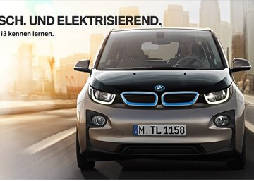 Электрокар BMW i3 eDrive: характеристики, фото и видео