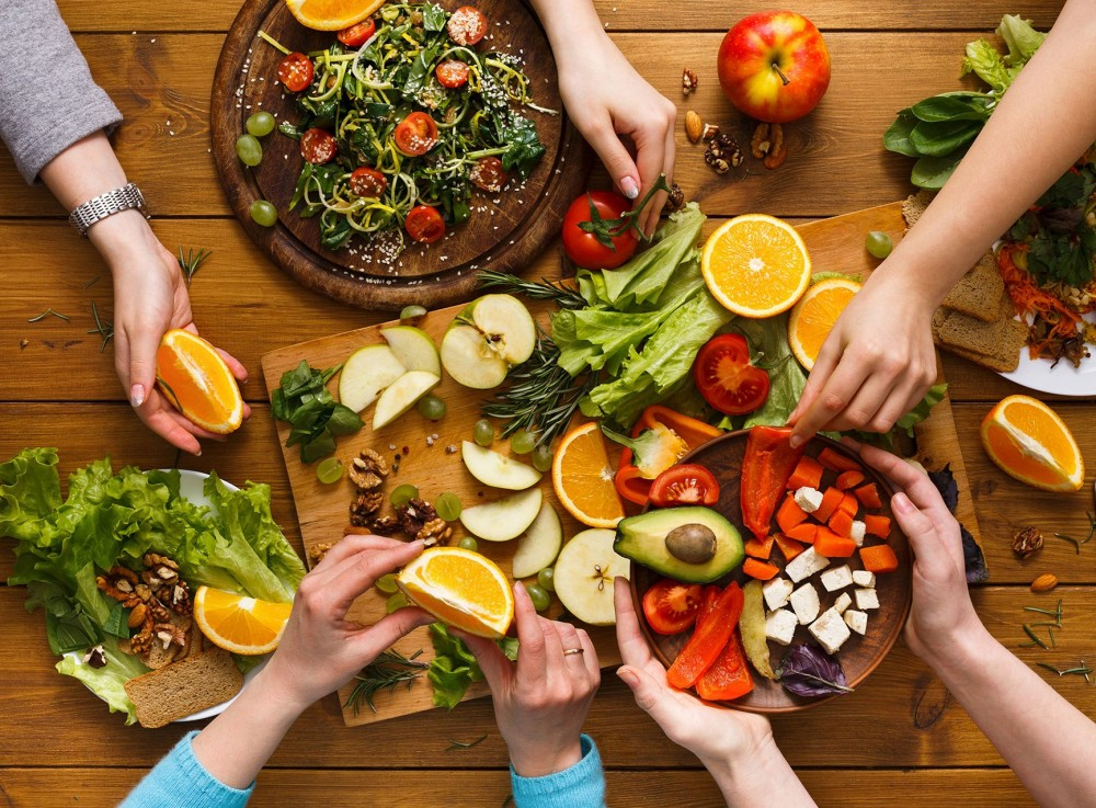 Народы вегетарианская диета