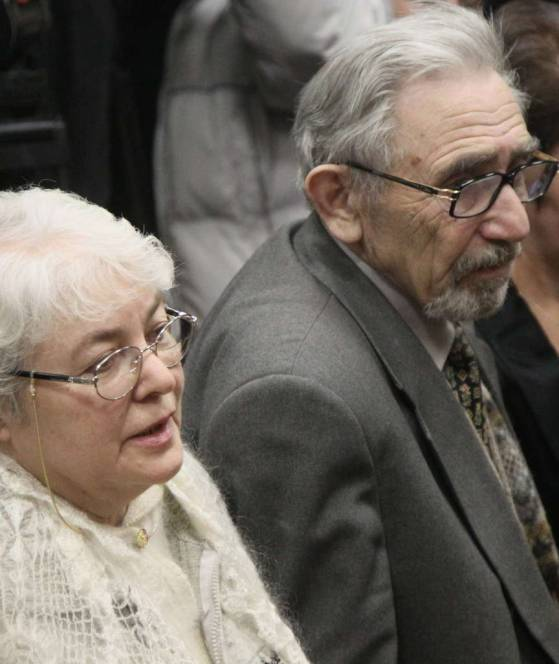 Marina и Boris Hodorkowskije