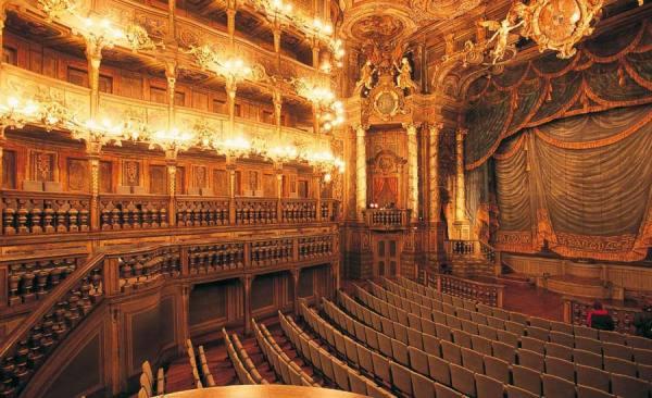 Оперный театр в Байройте