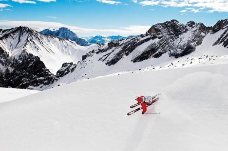 Рейтинг немецких трасс для горнолыжников