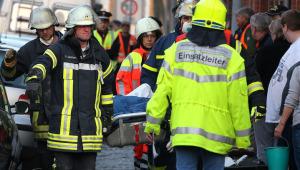 В Германии взорвался газопровод