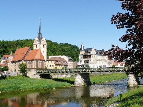 Тюрингия — зелёные лёгкие» Германии
