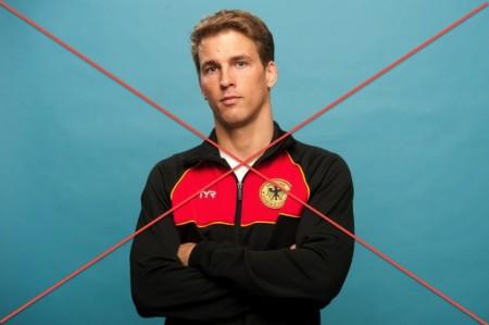 Отношения с пловцом олимпийской сборной Германии Бенджамином Штарке зашли в тупик